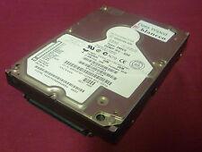 IBM pn34l7405 1678p 34l7405 9GB Ultra3 SCSI Disco Rigido / HDD F / W: 0220