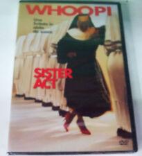 dvd FILM Sister Act. Una svitata in abito da suora (1992)