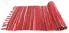 Stuoia tappeto multiuso cotone con frange PEZZOTTO