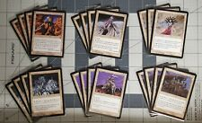 MTG Redirect Damage Ability ⭐ White Creature Lot (23) STRONGHOLD ⭐ VISIONS