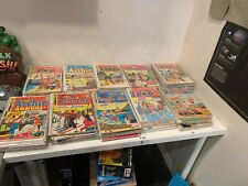 ALL VINTAGE Archie Comic Lot Of 196 Jughead Betty Veronica Pep Laugh Betty & Me