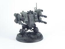 Dreadnought - Cybot with Autocannons der Grey Knights - grundiert - 2