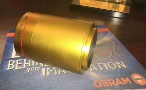 "Schneider 145mm 5.71"" Cinelux Ultra 35 / 70mm Cine Projector lens Lightly Used"