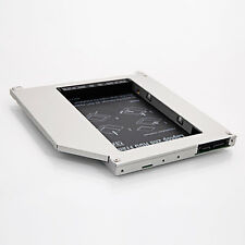 SATA CD-ROM Interface HDD Hard Disk Drive Caddy Adapter for Apple MacBook Pro
