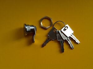 Briefkastenschloss J1 alternativ für Ju 21-109 mit 4 Schlüssel Multipack