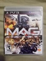 MAG (Sony PlayStation 3, 2010) PS3 Complete!