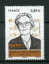 France 2017 MNH Nadia Boulanger 1v Set Musicians Composers Music Stamps
