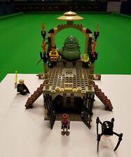 RARE Lego Star Wars 4480 - Jabba's Palace