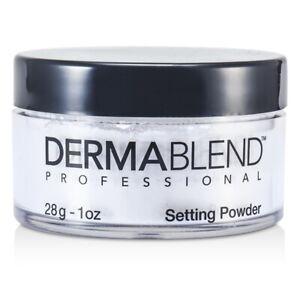 NEW Dermablend Loose Setting Powder (Smudge Resistant   (Original) 28g/1oz