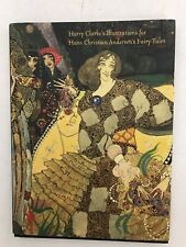 Harry Clarke's Illustrations for Hans Christian Andersen's Fairy Tales