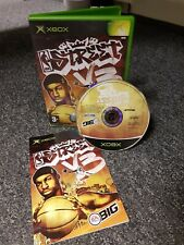 NBA Street V3 (Microsoft Xbox, 2005) - European Version