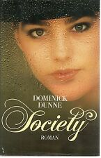 SOCIETY - DOMINICK DUNNE    GERMAN TEXT