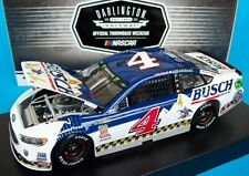 Kevin Harvick 2018 Busch Beer Darlington Throwback #4 Ford 1/24 NASCAR Diecast