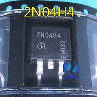 2PCS IPB80N04S2-H4 Mark: 2N04H4 TO-263 MOS new