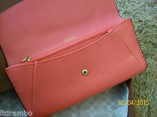 NWT COACH MADISON LEATHER SLIM ENVELOPE WALLET, F49595 PEONY- FREE SHIPPING!!!
