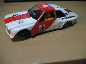 1:24 Opel Commodore B GSE Coupe ,GFK Kit mit Anbauteilen