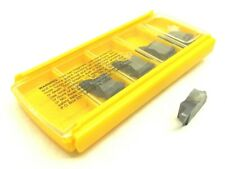 NEW! 5 KENNAMETAL TOP NOTCH GROOVING CARBIDE INSERTS - #NG3094RK KC5010