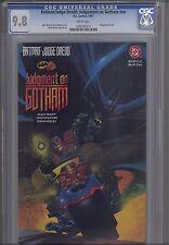 Batman: Judgment on Gotham #nn CGC 9.8 1991 DC Comic: Judge Dredd Make an Offer!