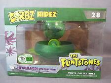 "Dorbz Ridez Flintstones ""THE GREAT GAZOO"" Emerald City Exclusive Funko ECCC"
