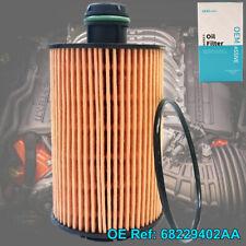 Oil Filter 68229402AA For Jeep Grand Cherokee Dodge Ram 1500 2987cc 3.0L Diesel