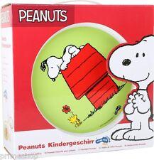 Peanuts Kindergeschirr 5 teilig Neu