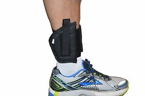 """Concealed Carry Ankle Holster For Taurus 38 Special (5 Shot) With 2"""" BBL"""