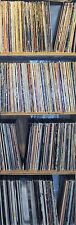 HUGE LOT OF RECORDS VARIOUS LP JAZZ HERB ALPERT EARL KLUGH MILES DAVIS INK SPOTS