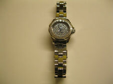 Invicta Ladies Diamond Women's Watch with Stainless Steel Band (3834)