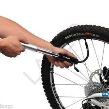 ZEFAL Aria Profil FC01 MINI Ciclo Bicicletta Pompa Auto Bicicletta Valvola Presta Scharder