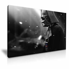 Star Wars Darth Vader Canvas Wall Art Picture Print 45x30cm