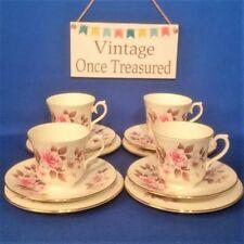 Saucer Pink Vintage Original Porcelain & China