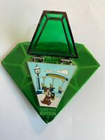 20Th Anniversary Trading Pin Hinge Green Diamond Dale Disney Pin (B)