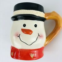 Snowman Mug 20 Oz Hot Chocolate Coffee Tea Gift Mug Christmas Gift