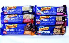 100 Power Bar Protein Powerbar Cookies Cream Chocolate Peanut Butter Caramel