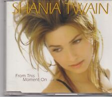 Shania Twain-From This Moment On cd maxi single