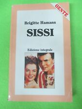 BOOK LIBRO SISSI Brigitte Hamann allegato GENTE 1989 (L52)