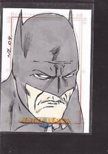 DC Justice League Batman  Mark Edwards Sketchafex Sketch