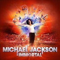 Immortal Michael Jackson Cirque Du Soleil CD Sealed ! New ! 2011
