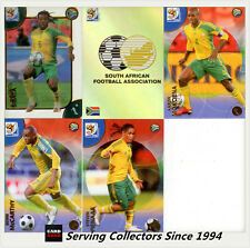 *2010 Panini South Africa World Cup Soccer Cards Team Set South Africa (6)