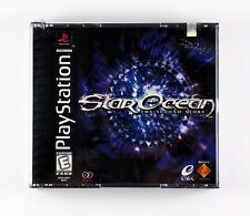 Star Ocean: The Second Story (Sony PlayStation 1, 1999 PS1) Sealed Black Label