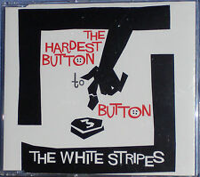 The White Stripes - The Hardest Button To Button (UK 3-track Enhanced CD Single)