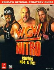 WCW Nitro N64/PC, Prima's Official Strategy Guide