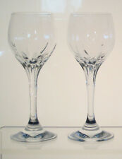 "CAN CAN SCHOTT ZWIESEL LIqueur Cordial 5 1/4"", PAIR"