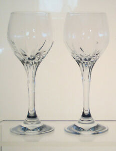 """CAN CAN SCHOTT ZWIESEL LIqueur Cordial 5 1/4"""", SET of TWO"""