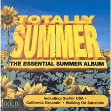 Totally Summer-Essential Summer Album Beach Boys, Eddy Grant, Jan & Dean,.. [CD]