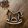 Rocking Horse Cookie Cutter - Baby Shower Cookie Cutter - 3 Sizes - Instagram