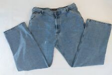 """Ralph Lauren Polo Jeans Company 18"""" Carpenter Pant with D ring size 36 W x 34 L"""