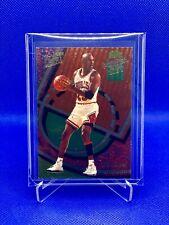 Fleer Ultra 1993-94 Michael Jordan Power In The Key Insert 2 of 9