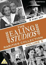 The Ealing Studios Rarities Collection - Volume 5 - DVD NEW & SEALED (2 Discs)