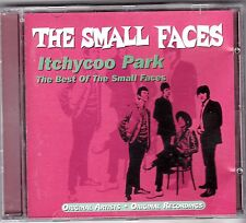The Small Faces : Itchycoo Park. The Best Of. CD Album